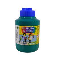 Dactilopintura-ACRILEX-pote-250ml-verde