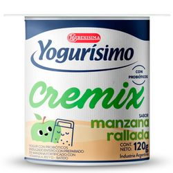 Yogurisimo-cremix-manzana-rallada-120-g