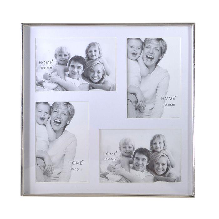 Portarretrato-multi-con-marco-metal-10x15cm