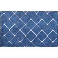 Alfombra-para-baño-40x60cm-azul-blanco