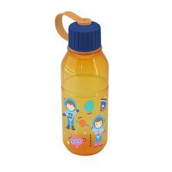 Botella-450-ml-6.5x6.5x20cm-naranja