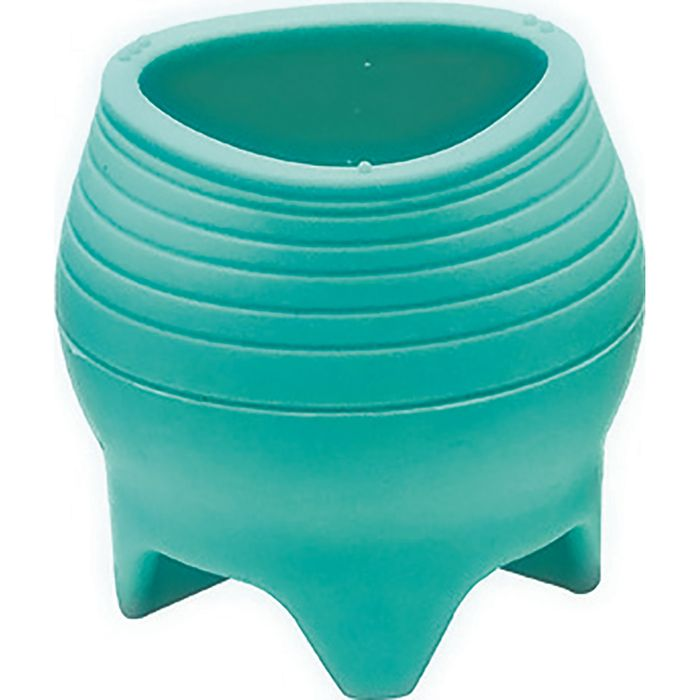 Mate-silicona-8-cm-verde-agua-con-indicador