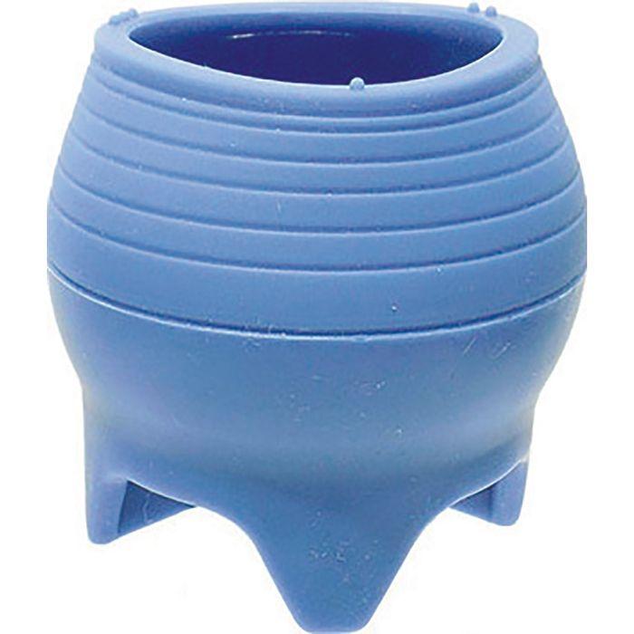 Mate-8x8-cm-azul-silicona