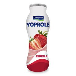 Yogur-Yoprole-Frutilla-CONAPROLE-botella-185-cc
