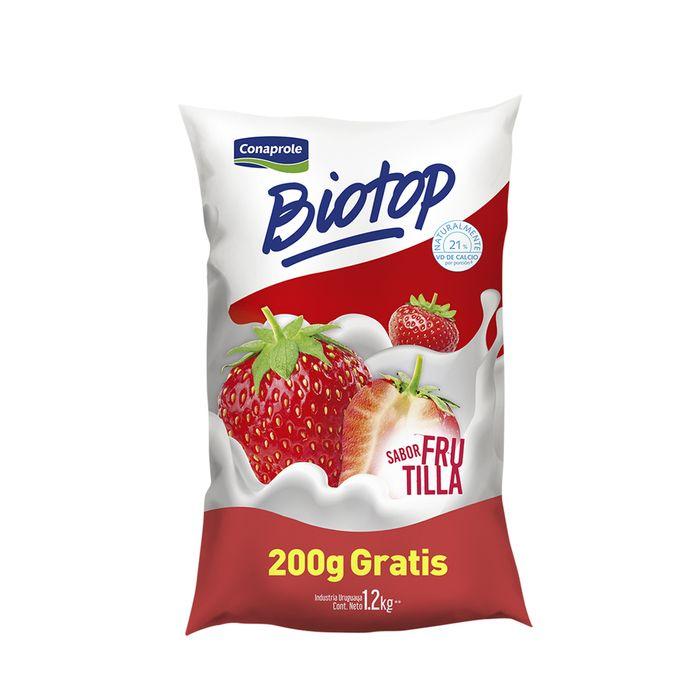 Yogur-Frutilla-Biotop-Conaprole-sachet-1L
