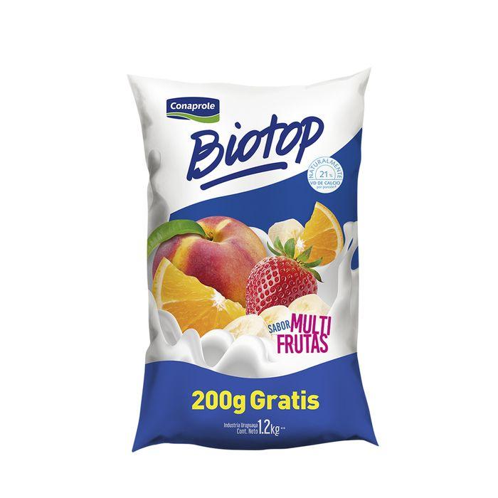 Yogur-BIOTOP-multifrutas-CONAPROLEROLE-1200-ml