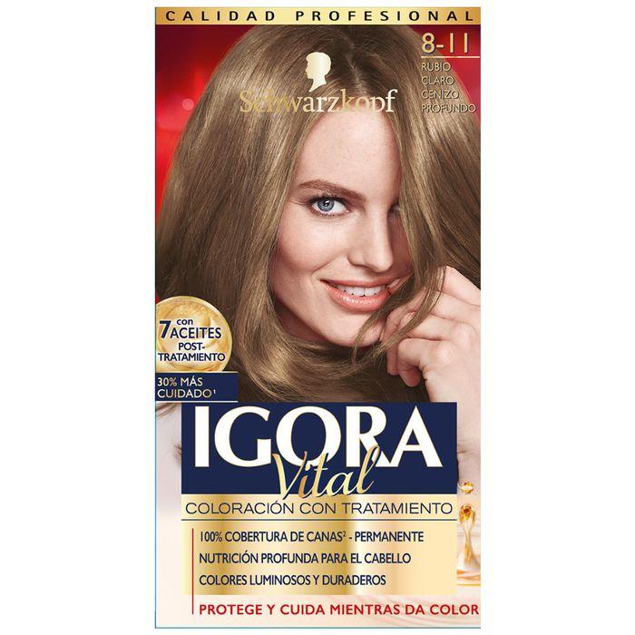 Coloracion-IGORA-vital-n°-8.11-50-ml