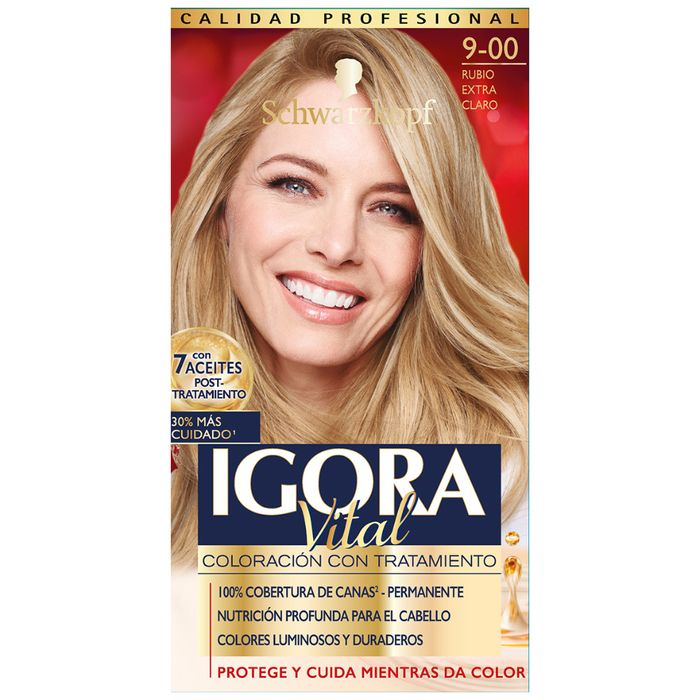Coloracion-IGORA-vital-n°-9-50-ml