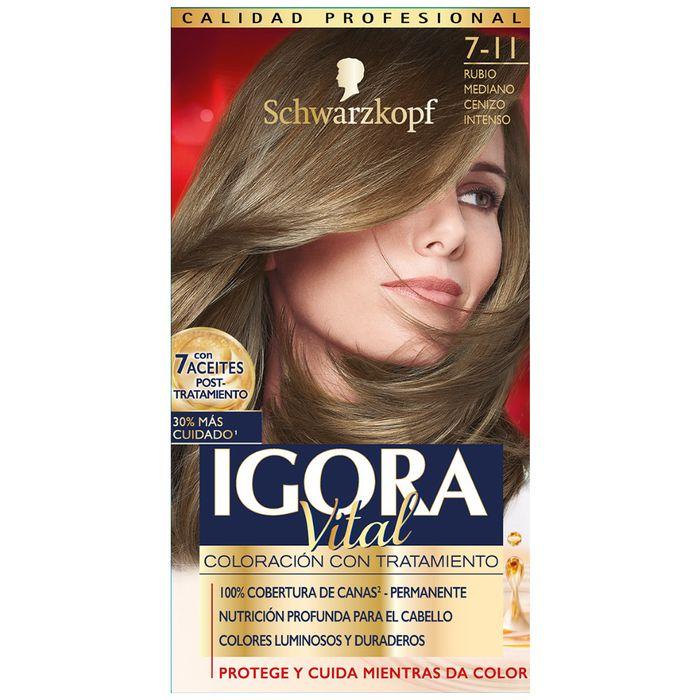 Coloracion-IGORA-vital-n°-7.11-50-ml