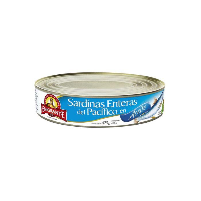 Sardinas-en-aceite-El-Emigrante-oval-425-g