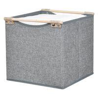 Caja-organizadora-con-asas-de-madera-28x28x28-cm-gris-beige