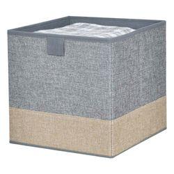Caja-organizadora-25x25x25-cm-gris-beige