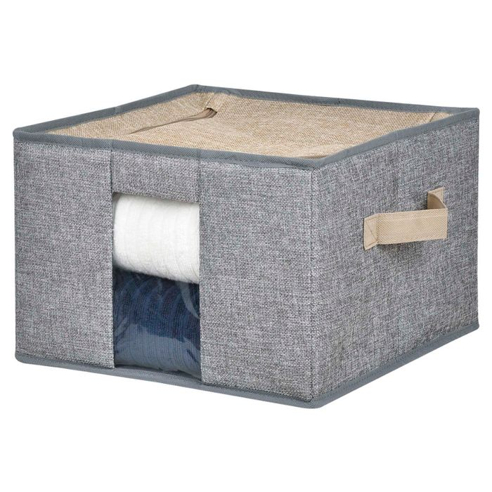 Caja-organizadora-con-estructura-metalica-30x30x20-cm-gris-beige