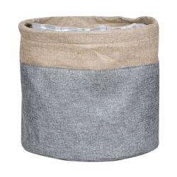 Cesto-organizador-24x23cm-gris-beige