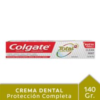 Crema-dental-Colgate-total-clear-mint-140-g
