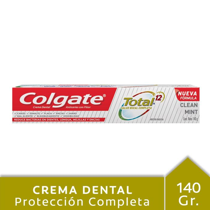 Crema-dental-Colgate-total-clear-mint-140-g