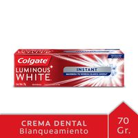 Crema-dental-Colgate-luminous-white-instant-70-g