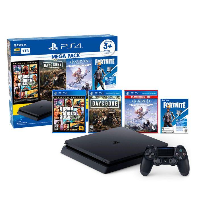 Consola-PS4-mega-pack-6-1TB---3-juegos