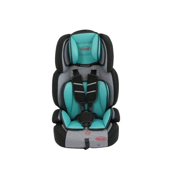 Booster-BEBESIT-smart-verde-9-a-36-kg