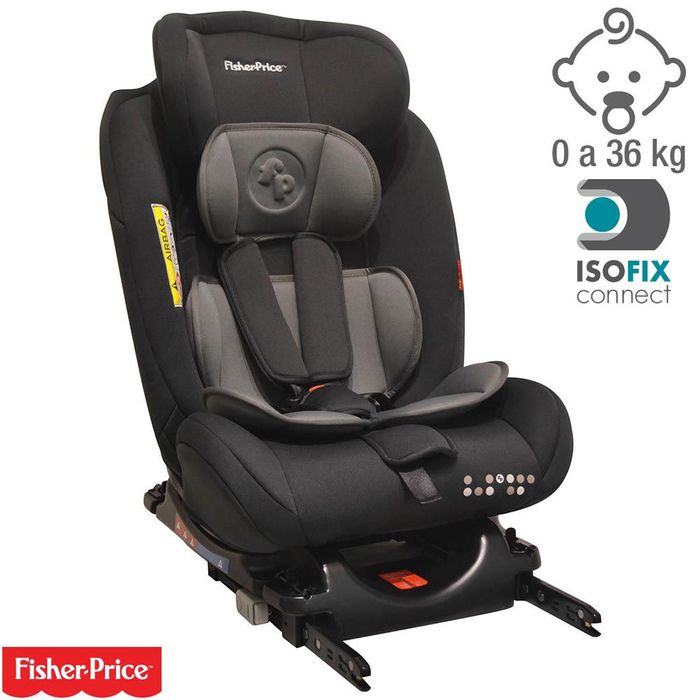 Butaca-FISHER-PRICE-con-isofix-airy-0-a-36-kg-gris