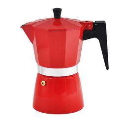 Cafetera-italiana-de-aluminio-300ml-6-tazas-rojo