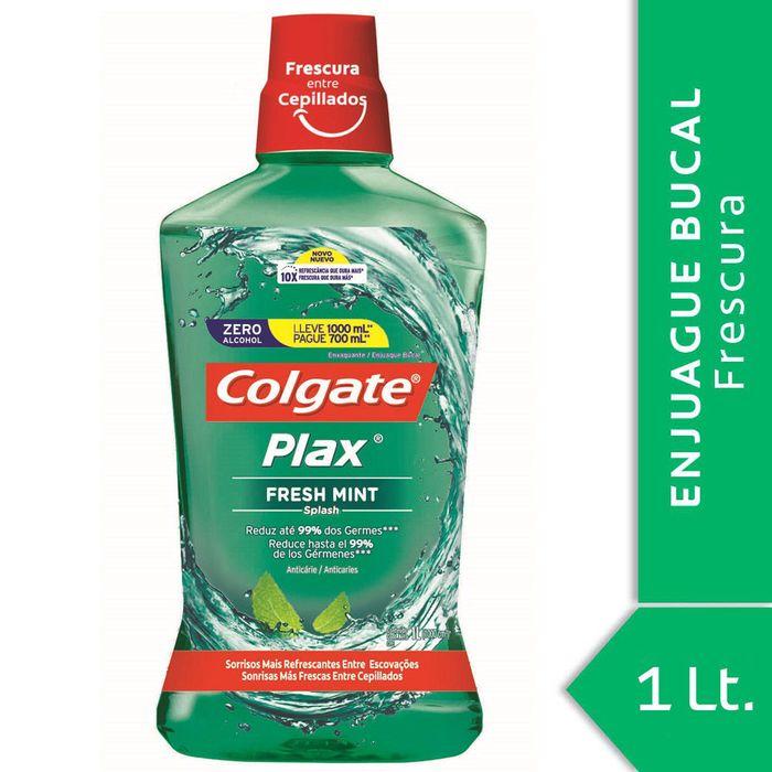 Enjuague-bucal-COLGATE-Plax-fresh-Mint-1-L