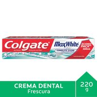 Crema-dental-Colgate-max-white-220-g