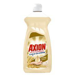 Detergente-lavavajilla-Axion-concentrado-avena-y-vitamina-E-640-ml