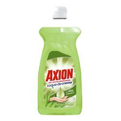 Detergente-lavavajilla-Axion-concentrado-aloe-y-vitamina-E-640-ml