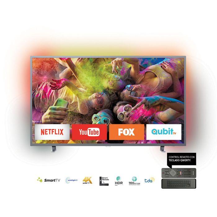 Smart-TV-PHILIPS-65--4k-Mod.-65PUD6703-Ambilight