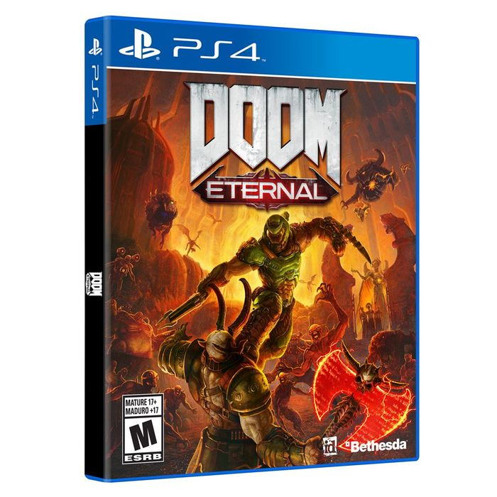 Juego-PS4-Doom-eternal