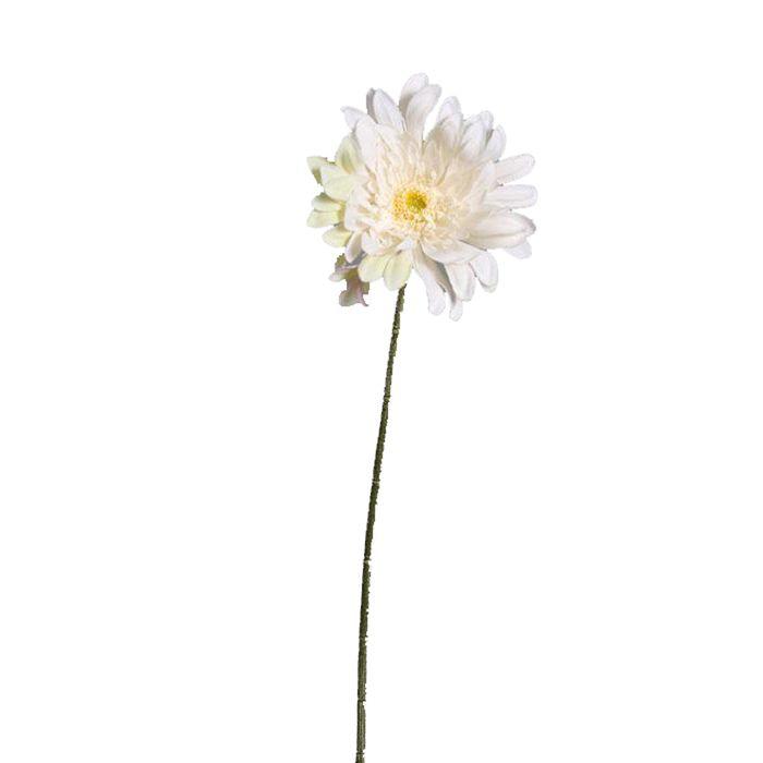 Flor-artificial-gerbera-color-crema