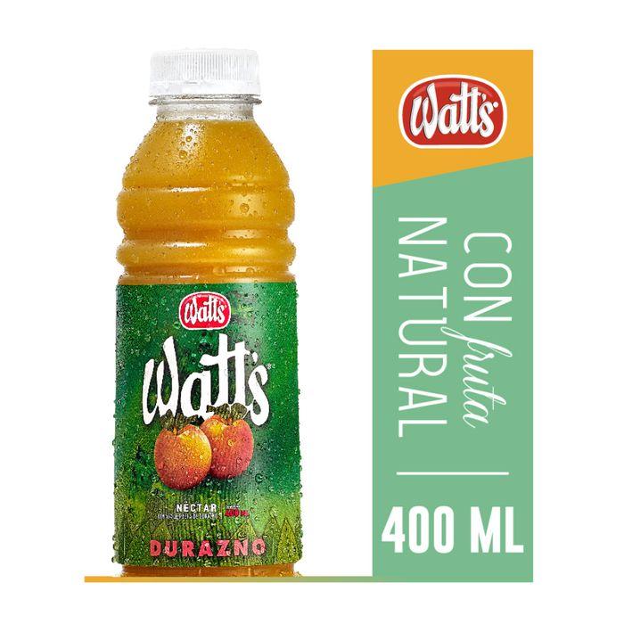 Jugo-WATTS-Durazno-bt.-400-ml