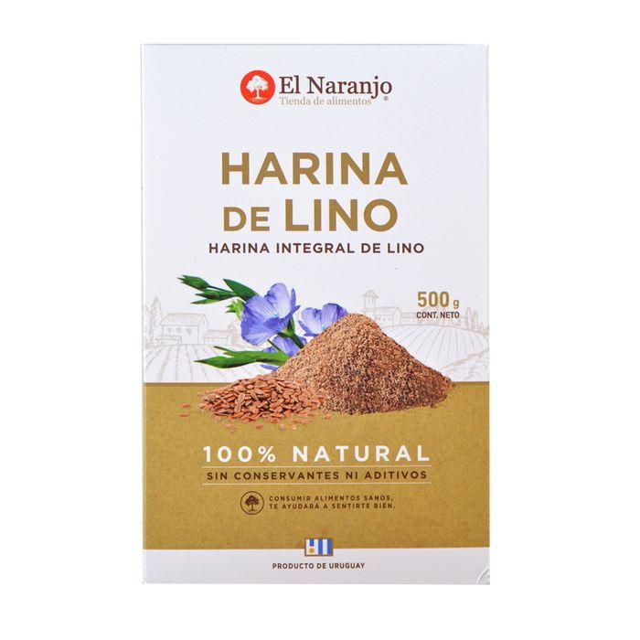 Harina-integral-de-lino-EL-NARANJO-500-g
