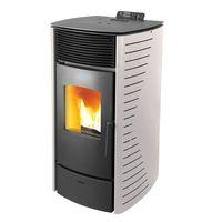 Calefactor-a-pellet-VIVION-HAUS-Mod.-Forte-10-gris--10-kw
