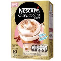 Cappuccino-Nescafe-light-10-sobres-125g