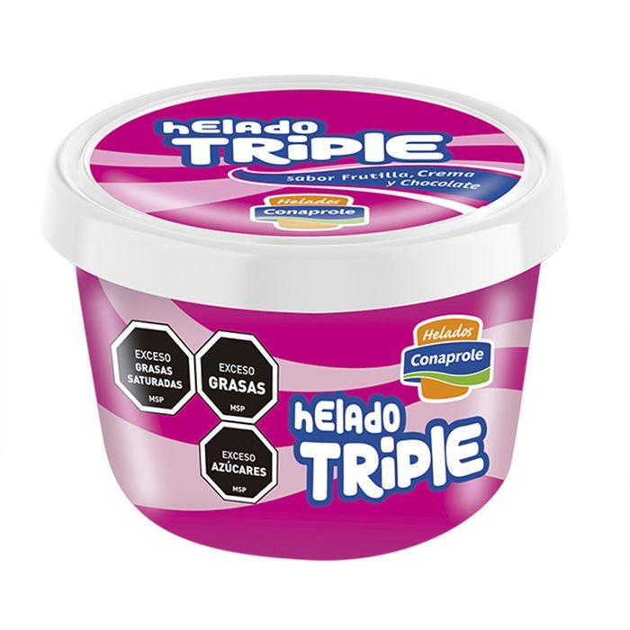Helado-Crema-Chocolate-Frutilla-CONAPROLE-vaso-250-cc