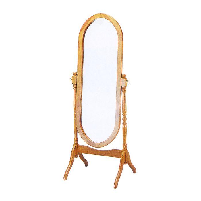 Espejo-oval-en-madera-natural-152x59x50-cm