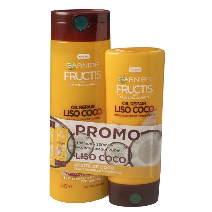 Shampoo-Fructis-Liso-350-ml---Acondicionador-200-ml
