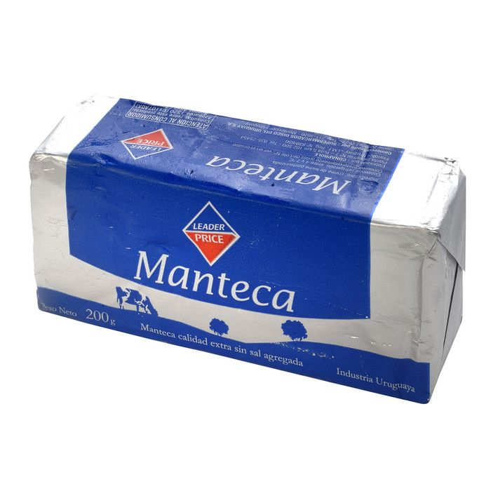 Manteca-LEADER-PRICE-200-g