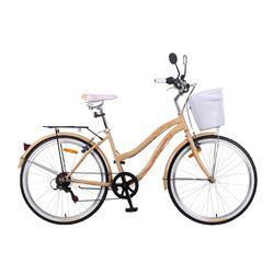 Bicicleta-dama-Kioto-pink-rodado-26-6-velocidades