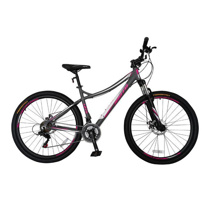 Bicicleta-Kioto-dama-montaña-rodado-27.5-gris-rosa