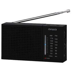 Radio-AIWA-AW-LR234-AM-FM-solo-Pilas