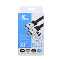 Cable-HDMI-a-HDMI-XTECH-Mod.-XTC-620X2-Speed-10FT-M-a-M