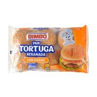 Pan-tortuga-BIMBO-con-sesamo-6-un.-300-g