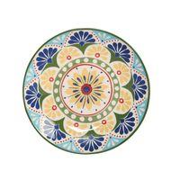 Plato-llano-en-ceramica-decorado-27-cm