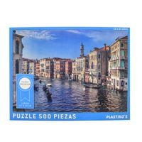 Puzzle-500pzas.-Canal-Venecia