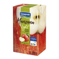 Jugo-CONAPROLE-Manzana-light-250-ml
