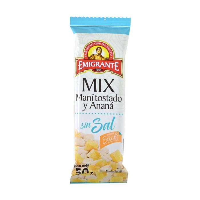Mix-EMIGRANTE-mani-sin-sal---anana-50-g