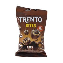 Confites-TRENTO-bits-chocolate-dark-40-g
